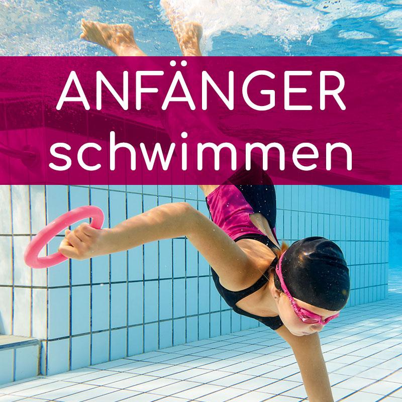 Akademie für Prävention & Fitness ZUSATZqualifikation ANFÄNGERschwimmen