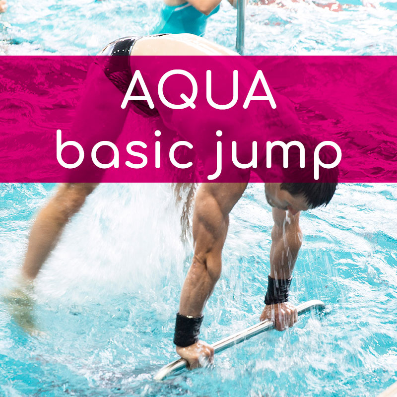 Akademie für Prävention & Fitness ZUSATZqualifikation AQUAbasic jump