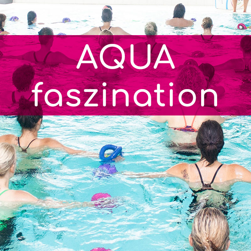 Akademie für Prävention & Fitness ZUSATZqualifikation AQUAfaszination