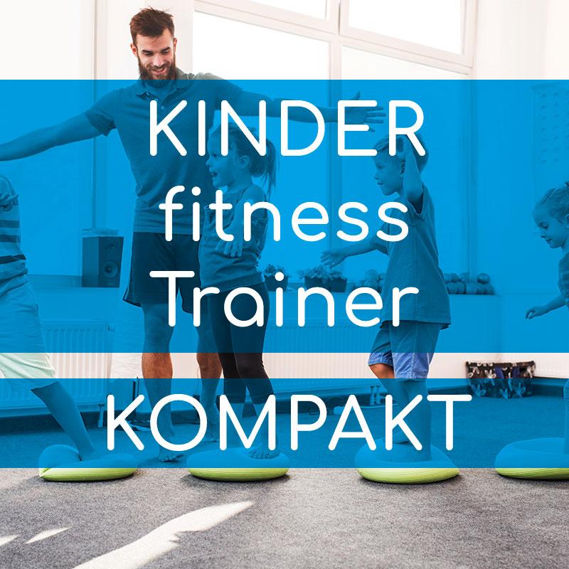 Akademie für Prävention & Fitness BASICqualifikation KINDERfitness Trainer KOMPAKT